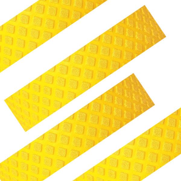 פס החלקה צהוב