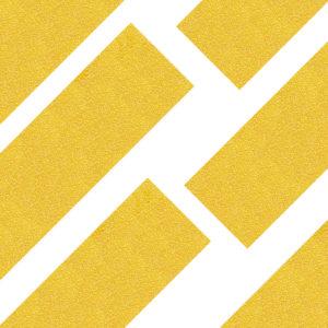 פס מונע החלקה צהוב